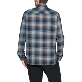 VAUDE Neshan III Longsleeve Shirt Men eclipse